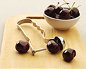 Cherries with Pitter Warm